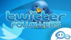 Add followers to Twitter