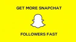 Add Snape Chat followers