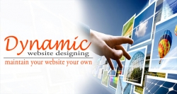 Dynamic web site