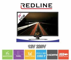 Redline 24 inc Full HD Led Televizyon