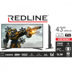 REDLINE 43 INC FULL HD LED TELEVIZYON