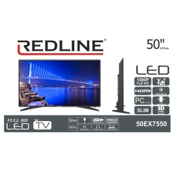 REDLINE 50 INC FULL HD LED TELEVIZYON