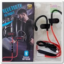 RT558 Wireless Bluetooth Headset Running Headset