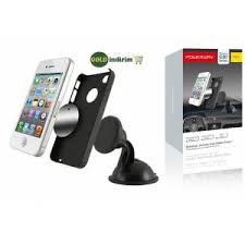 Powerway TT-11 Extra Strong Magnetic Suction Cup Phone Holder